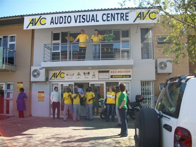 AVC Johannesburg ready for World Cup 2010
