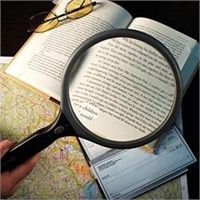 Jumbo Magnifying Glass w/ LED Light-http://ponderosa.co/l1001/index.php/2015/08/20/jumbo-magnifying-glass-w-led-light/