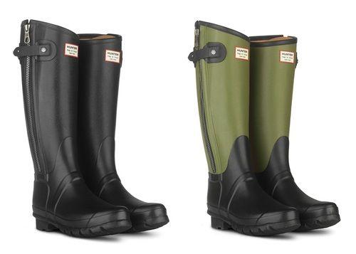 Hunter + Rag & Bone boots collection