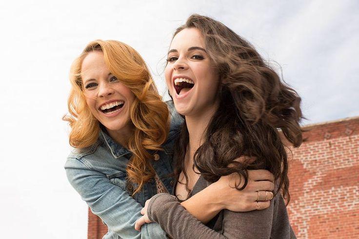 Katie Leclerc & Vanessa Marano #SwitchedAtBirth