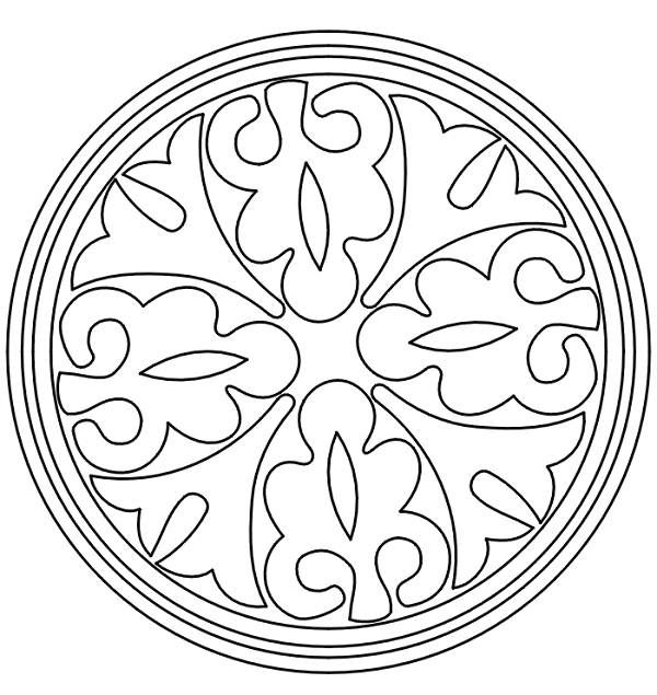 medieval coloring pages feast - photo#31