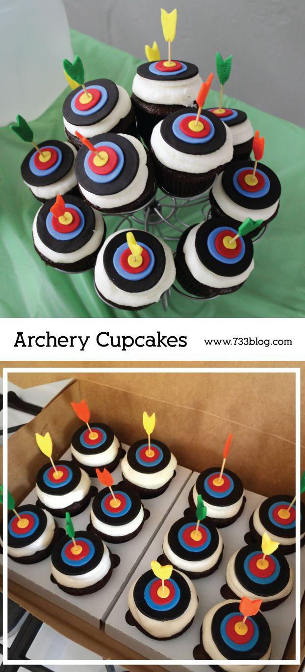 Archery Birthday Party - seven thirty three
