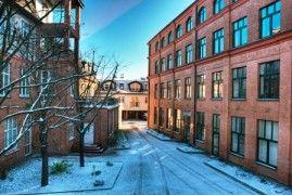 ul. Ściegiennego, Szczecin budynki mieszkalne
