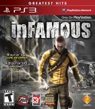 inFAMOUS  Loved this game!!