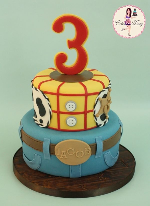 Toy Story Cake @erin Campbell I think this is the closest to what I want.