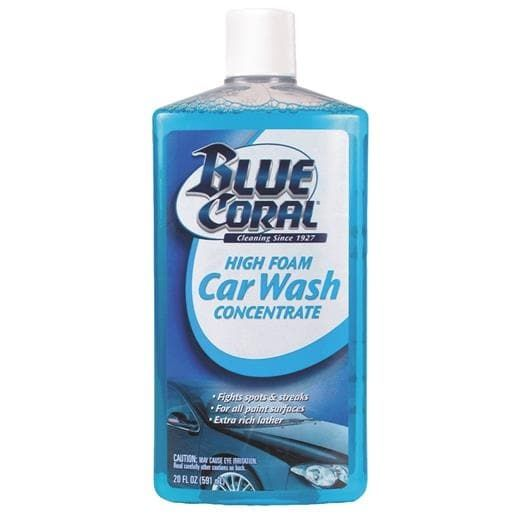 ITW Global Brands 20Oz Conc Auto Wash (Blue) 220064 Unit: Each