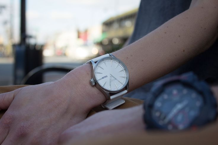 NIXON - http://www.premiumlabel.ca/outlet/news/spring-style-guide