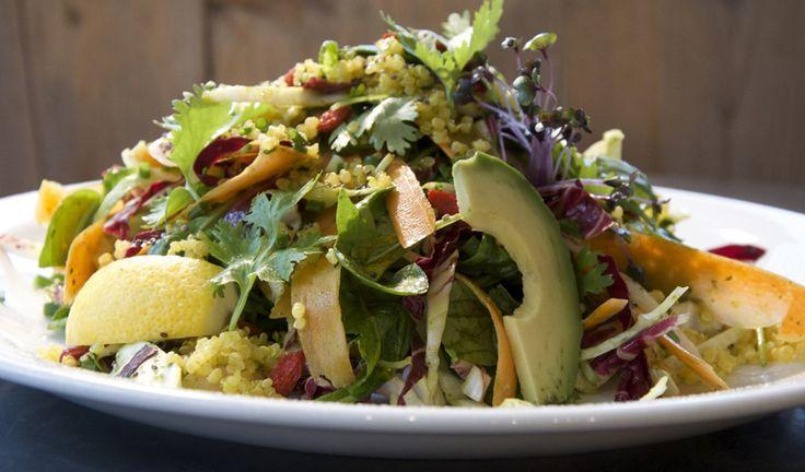 Quinoa Detox Salad Recipe - Le Pain Quotidien - Bakery & Communal Table - Le Pain Quotidien - Japan