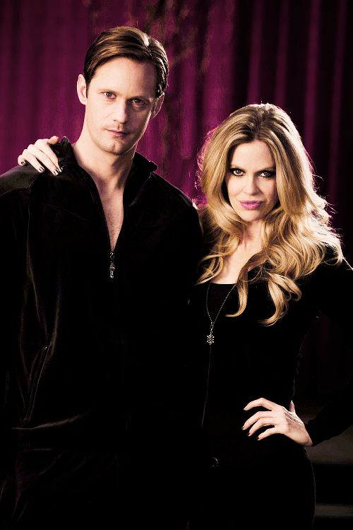 "Eric & Pam, ""True Blood""... Alex is just so..mmmmmmmm"