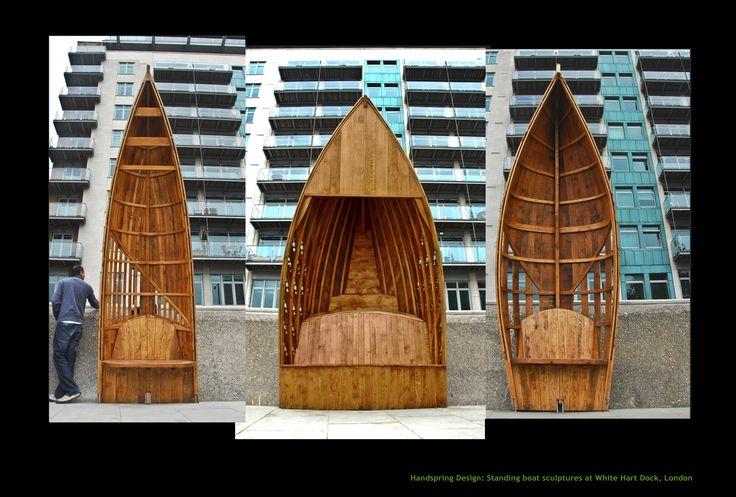 White Hart Dock- Standing Boats