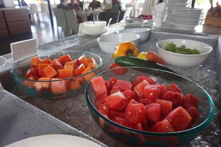 Fresh fruit to cool off during summertime, what's better?  #J4Hotels #Fruit #Healthy #Vegetables #Summer #Breakfast Vegetarian #HealthyFood #Legian #Bali