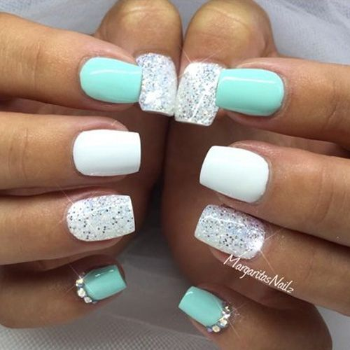 57 Best Nail Designs! View them all right here -> | http://www.nailmypolish.com/nail-designs/ | @nailmypolish