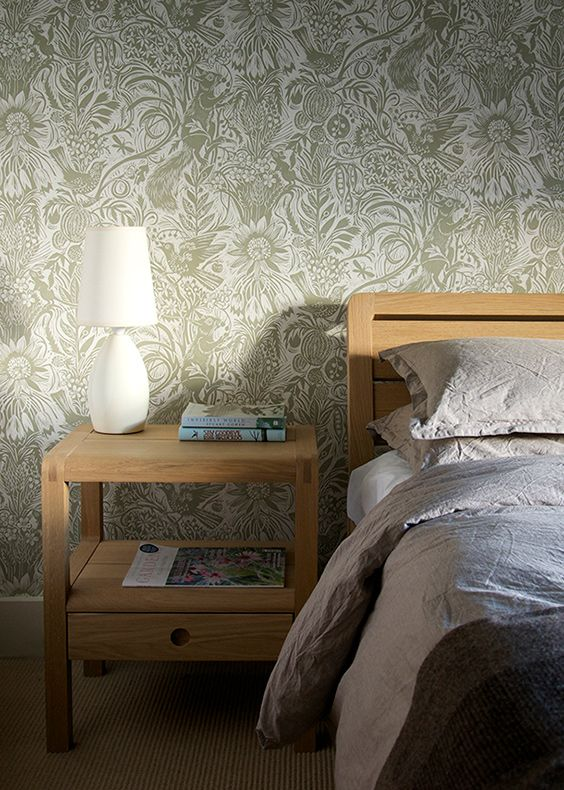 Pin by St Jude's on Mark Hearld   Sunflower wallpaper, Colorful wallpaper, Wallpaper