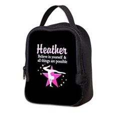 Inspiring Gymnast Neoprene Lunch Bag Awesome personalized Gymnastics designs available on Tees, Apparel and Gifts. http://www.cafepress.com/sportsstar/10114301 #Gymnastics #Gymnast #WomensGymnastics #Gymnastgift #Lovegymnastics #PersonalizedGymnast