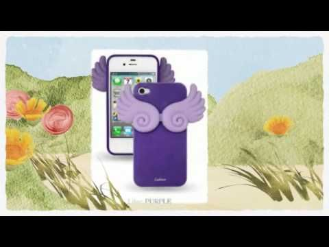 Guardian Angel Lovely Smartphone Case for iPhone 4/4S