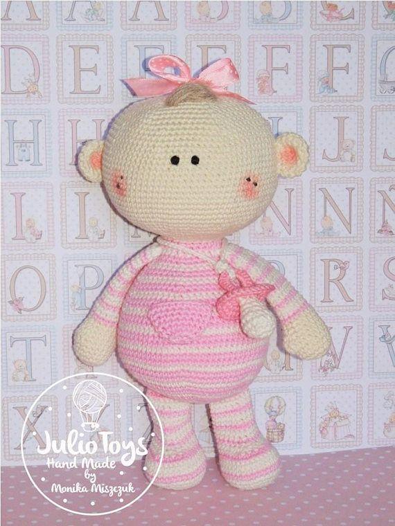 Gemelos crochet patrón
