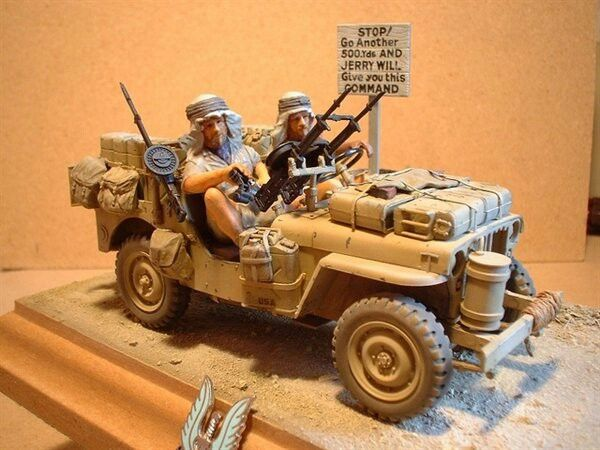 Jeep D Tamiya 1/35 SAS Jeep | Tamiya | Pinterest | Jeeps