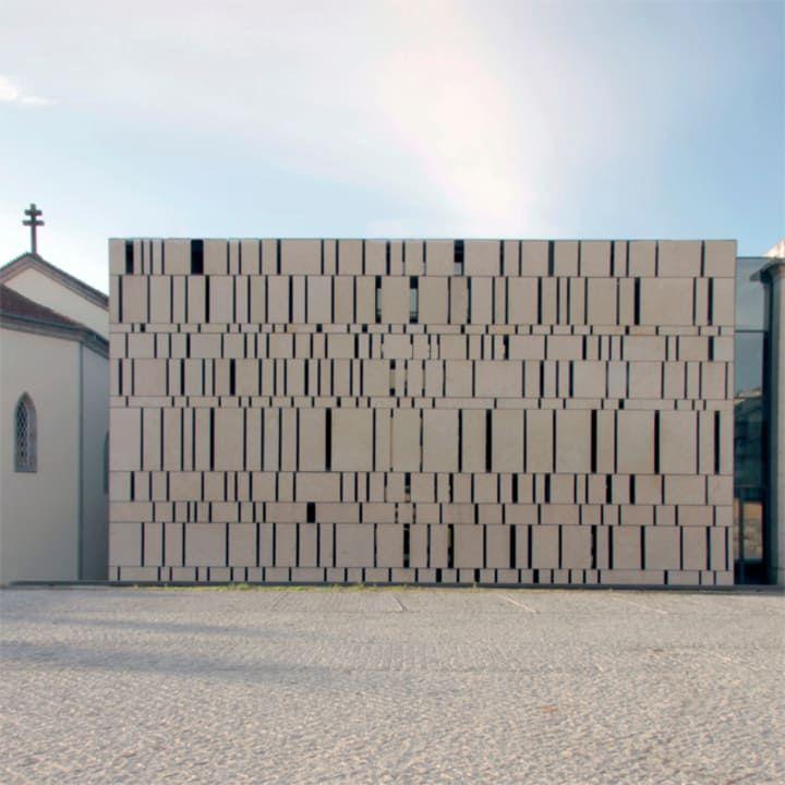 Cerejeira Fontes Architects  Auditorium Vitae    Centro culturale e pastorale dell'Arcidiocesi di Braga