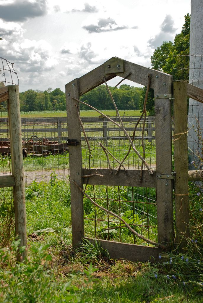 28 Best Images About Rustic Gates And Fences On Pinterest
