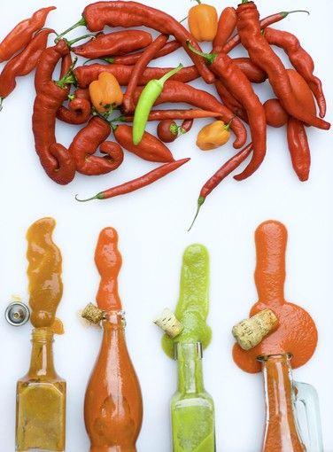 Hot sauce recipe - So easy!