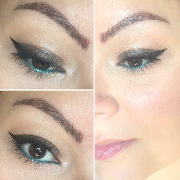 Che bella è la scrivenza delle matite occhi #wyconcosmetics ?! ���� Oggi nella rima interna indosso la n^20 VERDE SMERALDO �������� #valetherockmakeuptherapy  #makeup #instamakeup #cosmetic #cosmetics #fashion #eyeshadow #lipstick #gloss #mascara #palettes #eyeliner #lip #lips #tar #concealer #foundation #powder #eyes #eyebrows #lashes #lash #glue #glitter #crease #primers #base #beauty #beautiful http://ameritrustshield.com/ipost/1549183139862379484/?code=BV_zduXhXvc