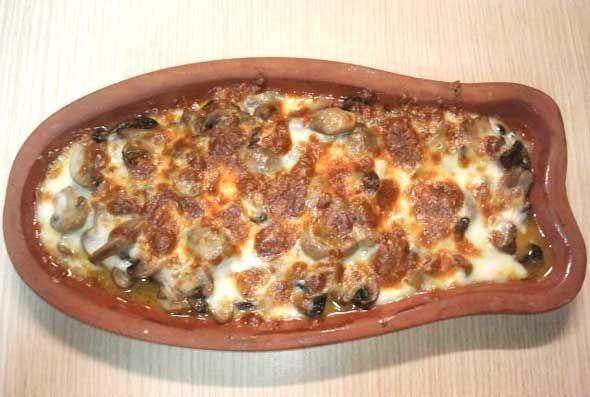 Kiremitte Mantar Tarifi | Yemek Tarifleri Sitesi | Oktay Usta, Pratik Yemekler