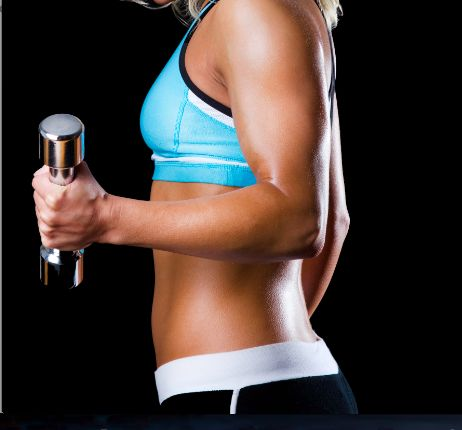 Fabulous Arms in 5 Moves - This is a workout that I personally do once a week. Arm jiggle? What's that? THIS WORKS!!!