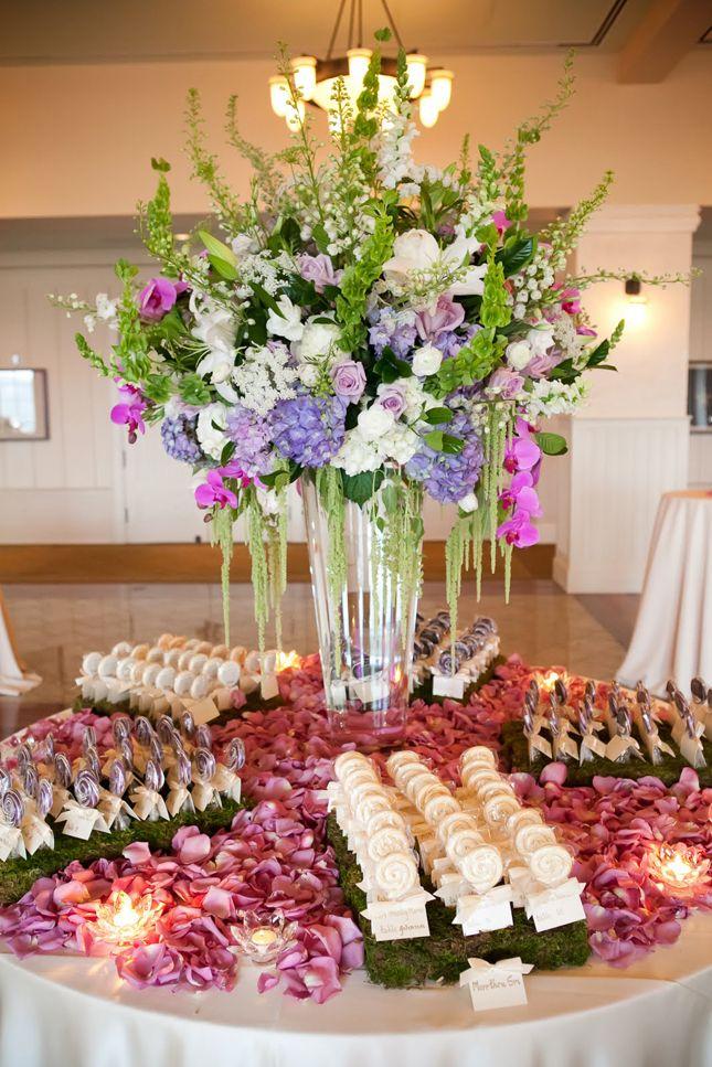 Escort Card TableLollipopsSo Sweet 142 best Wedding