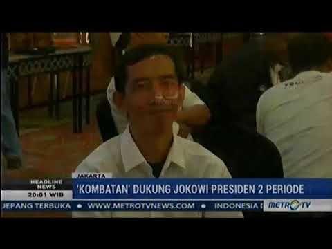 Deklarasi Dukung JOKOWI Presiden 2 Periode