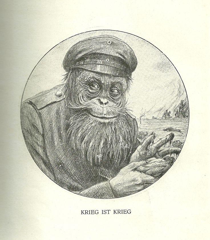 Krieg ist Krieg by Henri Verstijnen. Europeana 1914-1918, CC BY-SA