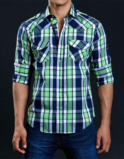 #dosleonesmen #camisascali #fashionmen