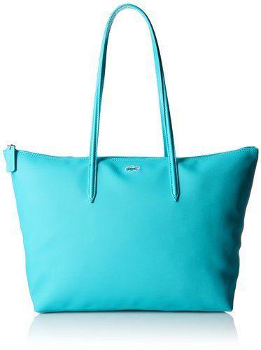 Lacoste Shopper 'concept L.12.12' Bleu Fumé ZMBI3