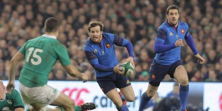 Camille Lopez Irlande France 2015 6 nations