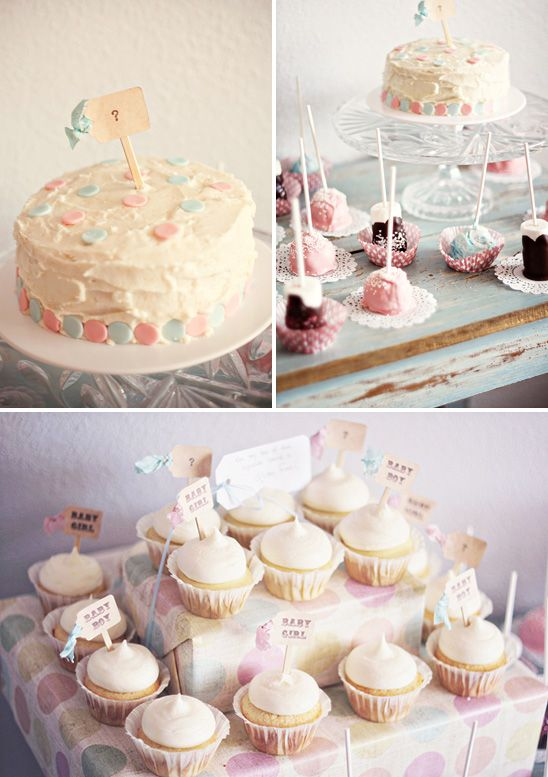 I absolutely adore this idea.....Gender Reveal Parties, Gift Ideas, Gender Reveal Cake, Cake Reveal Ideas, Parties Cake, Cake Pop, Food Stands, Parties Food, Baby Shower