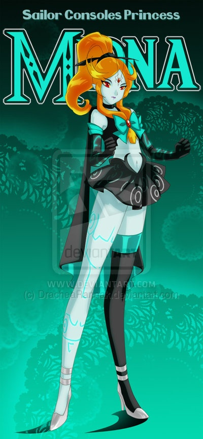 Sailor Midna- so cool!