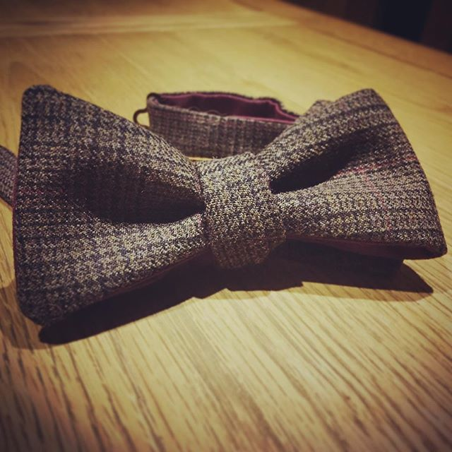 We are currently running a competition to win one of three limited edition, handmade, tweed bow-ties! Head over to the True Wolf Facebook page to be able to enter! Good luck #winning #truewolf #competition #giveaway #startup