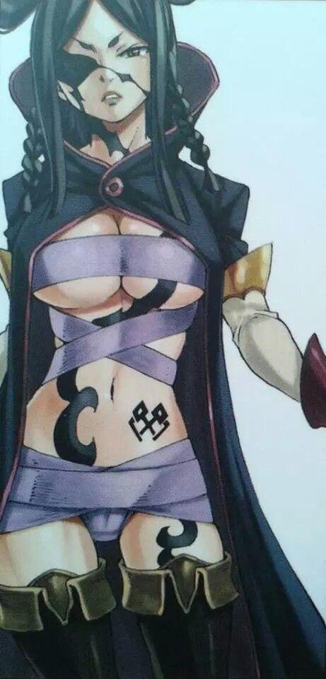 Minerva Orlando (fairy tail - fairytail) // saberthood