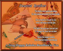 Image result for rakhi wishes for elder brother