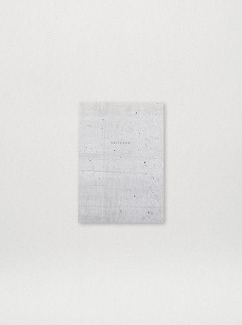 Notepad Concrete