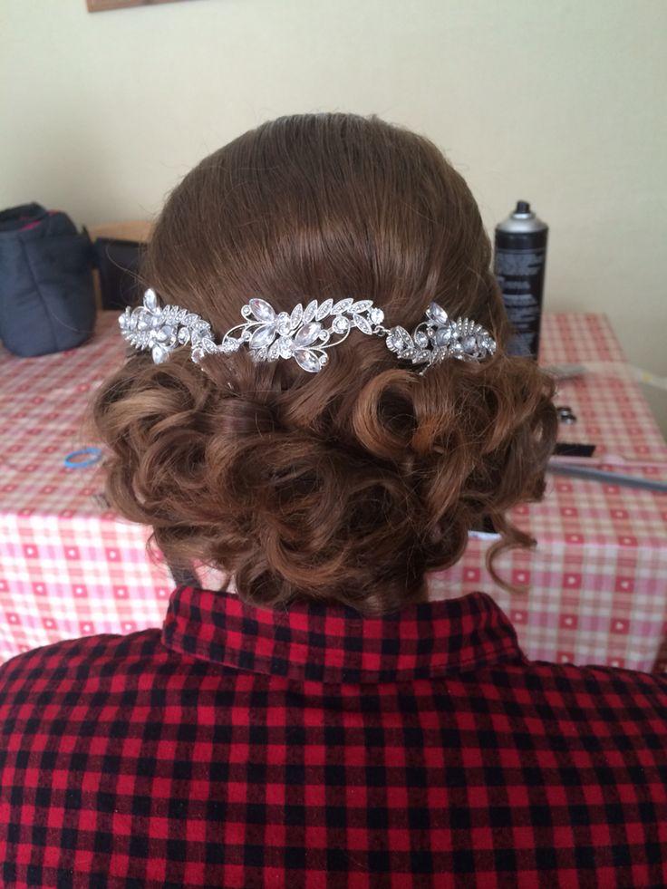 Debs hair