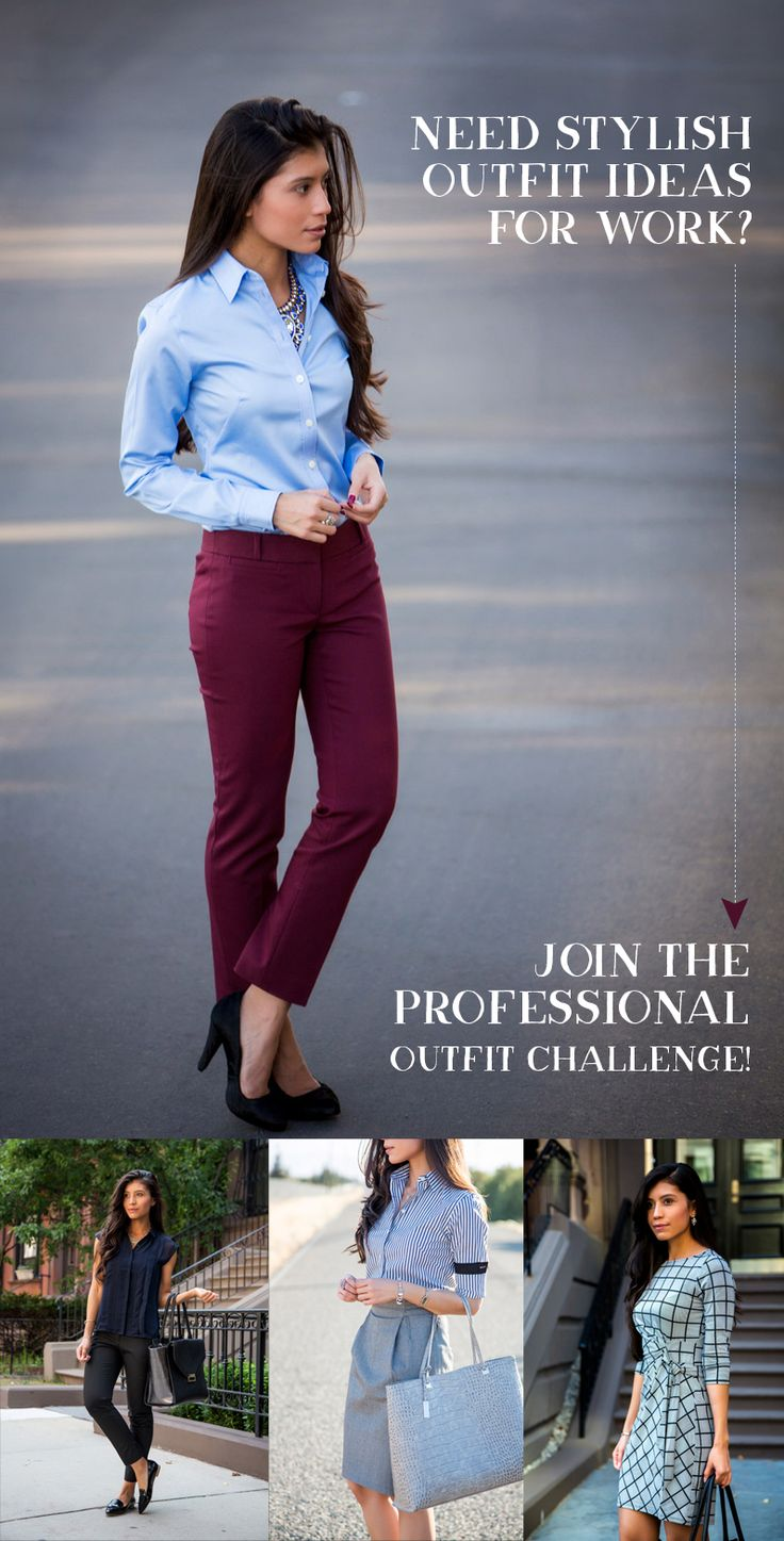 Winter Professional Outfit Challenge!  Learn how to build a 17-piece winter professional wardrobe and how to mix and match your pieces to create stylish outfits you can wear to work for a month!