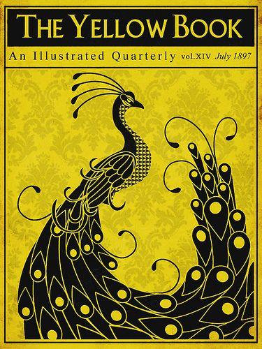 The-Yellow-Book-Aubrey-BeardsleyAubrey Beardsley The Yellow Book