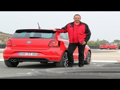 Fahrbericht: VW Polo GTI 192PS 7-Gang-DSG | Test | Probefahrt | HD | Deu...