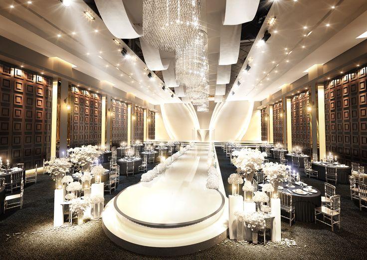 "Wedding Place interior Seo-myeon ""ever 2000"""
