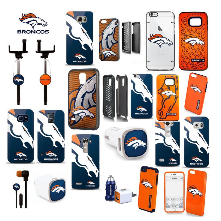 Denver Broncos Iphone  Case
