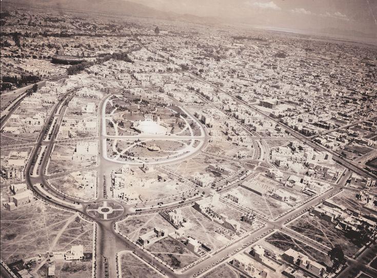 Parque México, en la Colonia Condesa. 111 años de Historia.