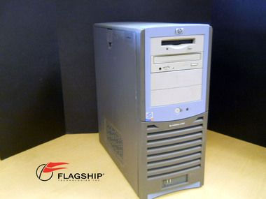 HP A7796A X1000 WORKSTATION Pentium 4 1.7GHz 256MB 40GB IDE