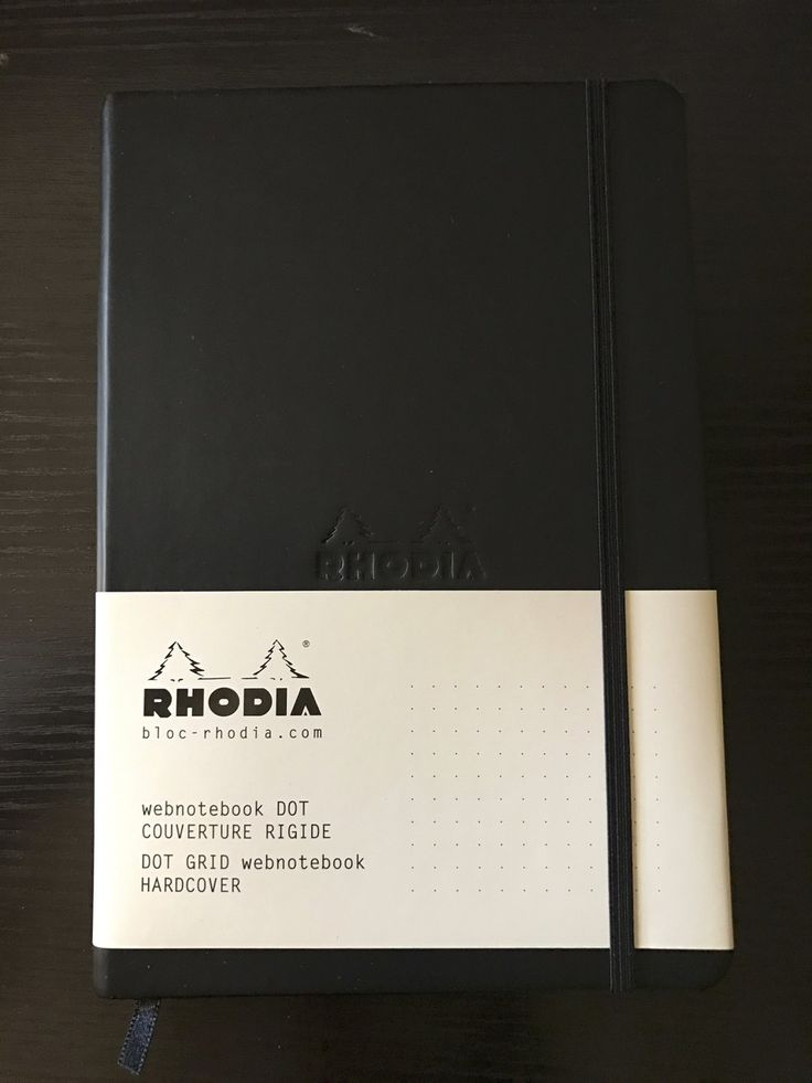 Six notebooks compared: Leuchtturm1917, Rhodia, Midori, MUJI, Northbooks and Moleskine — Rare Pattern