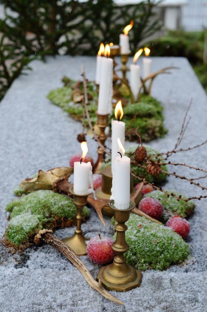 Vinter hos oss... ja det är verkligen inte mycket om man jämför med många andra ställen i Sverige just nu, men lite vitt har vi fått. ...