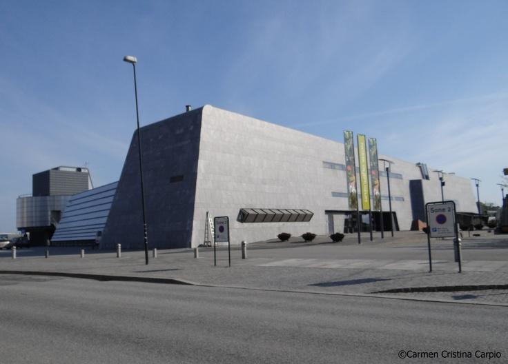 The Petroleum Museum  #Region Stavanger.